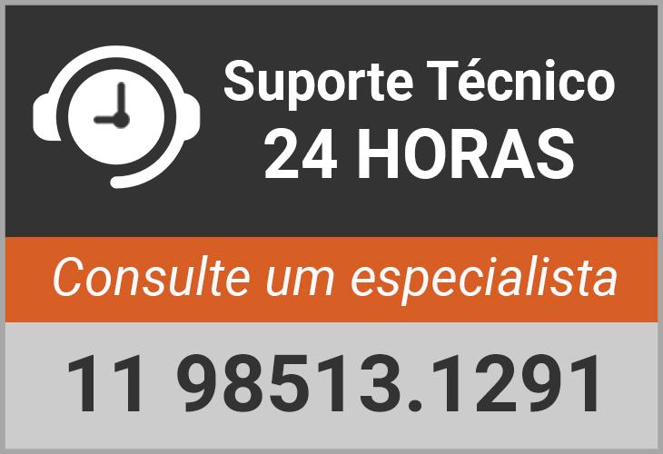 Suporte Técnico 24 horas