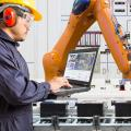 Solução eletrônica industrial