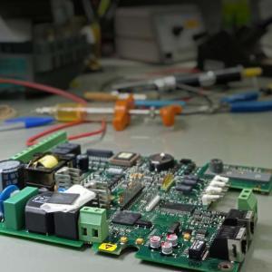 Reparação de placa eletrônica industrial