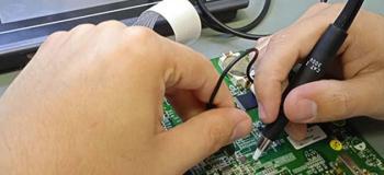Consertos de placas eletrônicas industriais