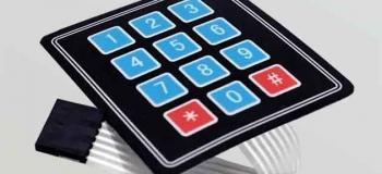 Fabricante de teclado de membrana